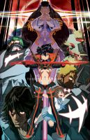 KILL la KILL by theCHAMBA