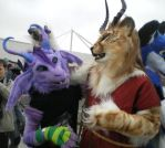 London Expo - Horns by tarangryph