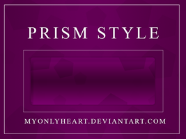 Prism Style by MyOnLyHeart