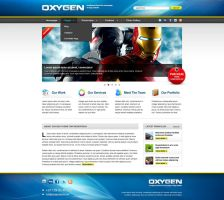 Oxygen Business WordPress by PremiumThemes