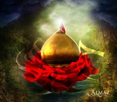 Ya hussain peace be upon him by A1m4z