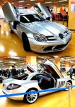 Silver SLR Coupe by toyonda