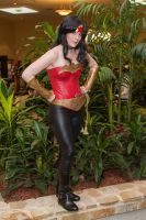 Wonder Woman (Diana Prince) - Anime North Texas by KeeseyCosplay