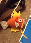 Magikarp mini by Chocoloverboar