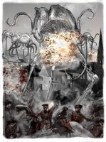 War of the Worlds by Blakey00