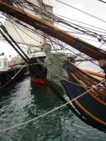 HMS Surprise Figurehead by StasiaM