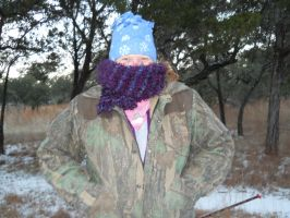 My Mom All Bundled Up by Chris01125