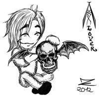 A7X-lover by JadeTheAngle777