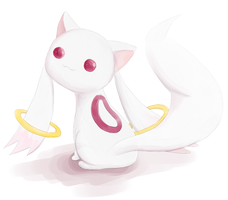 kyubey by fruitsahoola