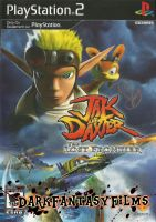 Jak and Daxter: The Lost Frontier Autographed 2 by xxXSketchBookXxx