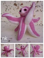 Little Squidy by Nekranea