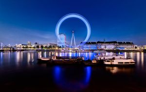 London Eye by lashrasch