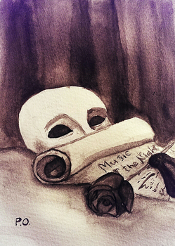 The Phantom of the Opera by AliseCullen
