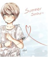 Sungmin - Summer Snow by Fuko-chan