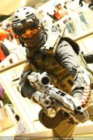 counterstrike SF GPMG close up by pagawanaman