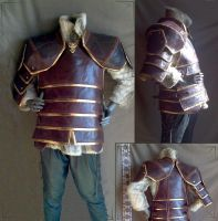 Leather Armor by Astanael