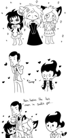 [Don't Starve] Love Issues by Miss-Twila