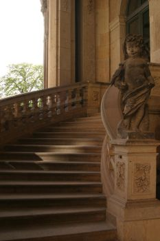 Baroque stairs 3 by almudena-stock