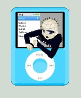 Elliot Hates IPods by I-Major-In-Magick