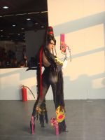 The super sexy Bayonetta by Arce78