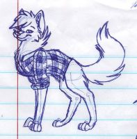 Flannel Style by mashaheart