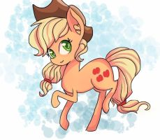 Apple by berryden
