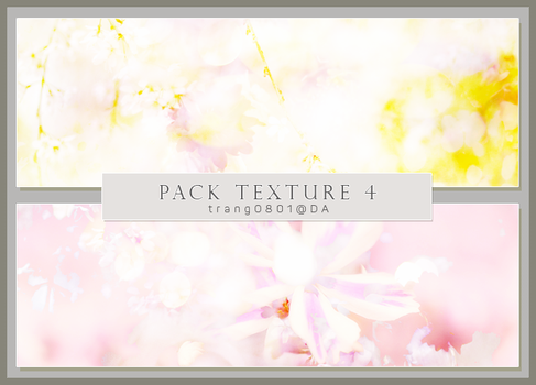 PACK TEXTURE #4 by t-cattleya