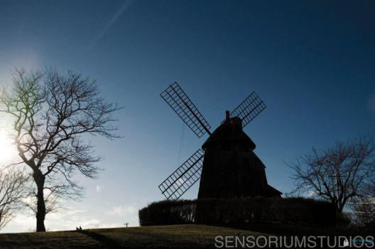 A New Day Await's by SensoriumStudios