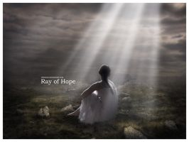 Ray of hope by pincel3d