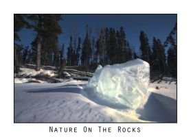 NatureOn The Rocks by mad1dave