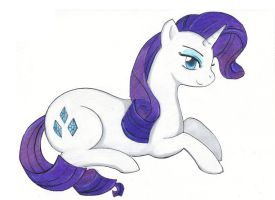 Just Rarity by Rinkulover4ever50592