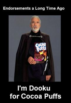 Count Dooku by Sparky1113