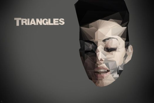 TRIANGLES by Light-shadows
