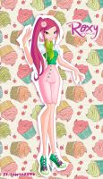 Winx Roxy 5 season spread the love by fantazyme