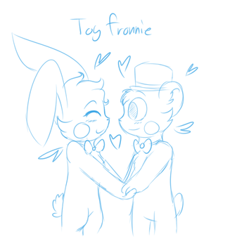 Toy fronnie by Cinnamomotte