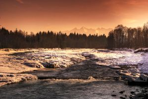 Bialka River by Liquid82