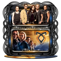 The Mortal Instruments by MonikaC