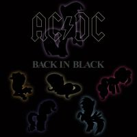 AC/DC - Back In Black by UtterlyLudicrous