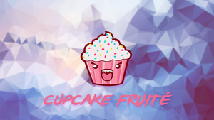 Cupcake Fruite Wallpaper by iMhack