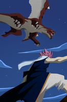 Fairy Tail - Manga Color 328 by lWorldChiefl