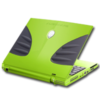 Alienware Laptop by masterschwag