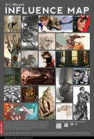 Influence Map by AndrewCM