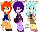 Sonic Adopts~ by Shadris0719