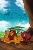 The Lion King - Family by JR-Julia
