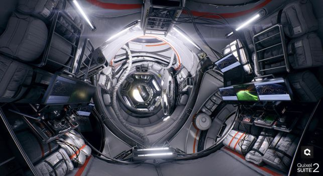 Quixel SUITE 2.1.4 - SpaceX Inspired Environment by beere