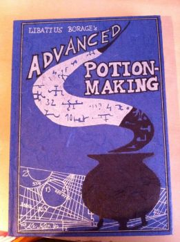 Advanced Potionmaking by Rei-Namine
