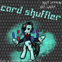 CardShuffler-FightingIMStyle by evildonkeys