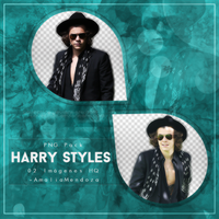 HARRY STYLES  PNG Pack #1 by LoveEm08
