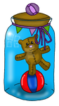 Jared circus bear by lady-Adams88