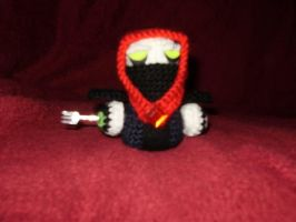Richard LFG Amigurumi by pervyyaoifancier